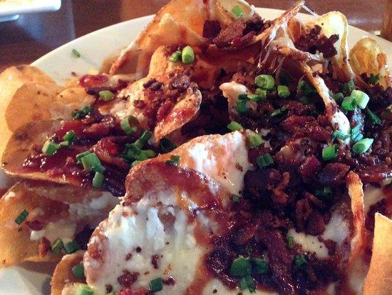 Clemmons, Carolina del Norte: Loaded Potato Chips