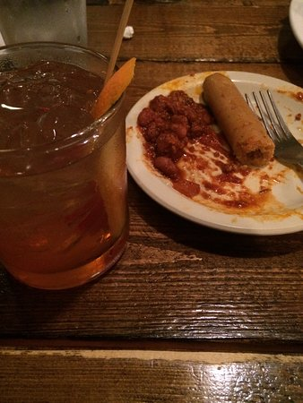 Monroe, LA: Tamales and an old Fashioned