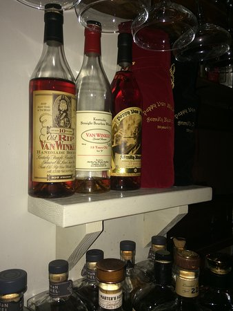 Monroe, LA: And they even have all the Pappy !!!