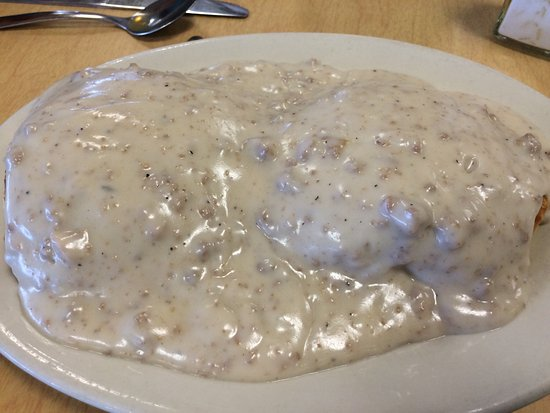 Monroe, LA: Awesome biscuits ms gravy