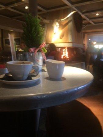 Bromsgrove, UK: Real fire