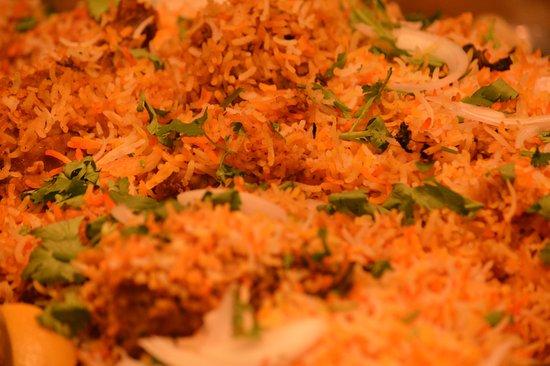 Biryani - Picture of Maa Kitchen