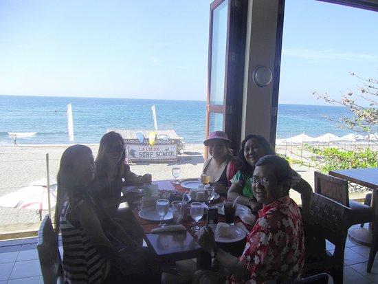 Kahuna Beach Resort and Spa: Morning breakfast.