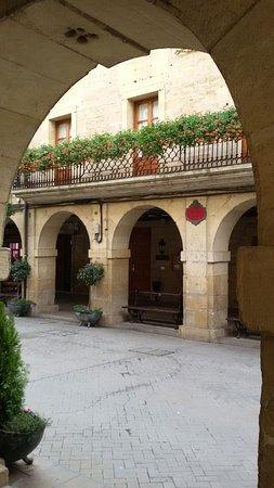 Laguardia, Espagne : Plaza del Gaitero
