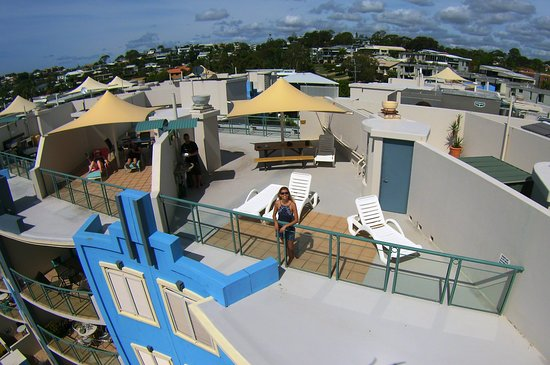 Alexandra Headland, Australia: Private Rooftop terraces