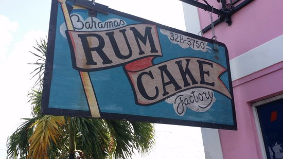 ‪The Bahamas Rum Cake Factory‬