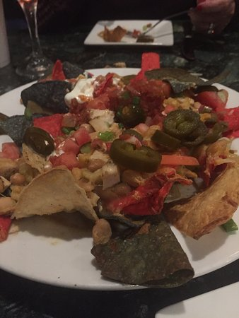 Mount Airy, MD: Chicken nachos