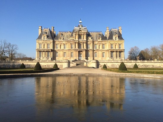 Chateau of Maisons-Laffitte