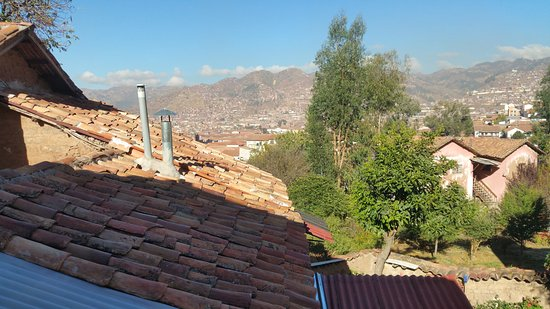 Casa Sihuar: View from room 6