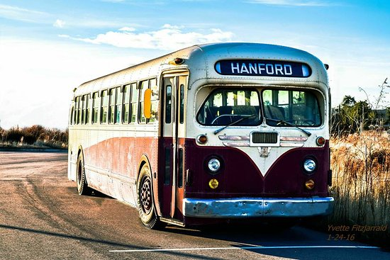 Richland, WA: Cold War Bus