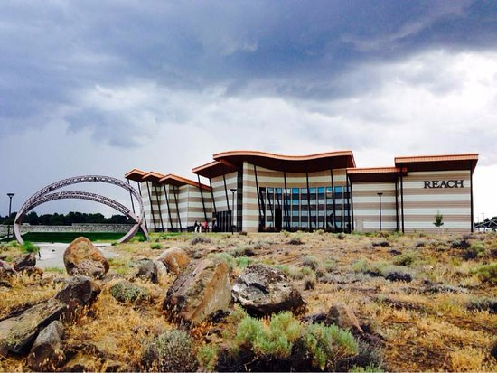 Hanford Reach Interpretive Center