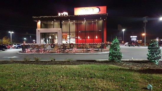 Clarksville, TN: Wendy's