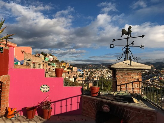 Casa de Dante Hostel: Truly can't express how beautiful and memorable a stay at this unique hotel in Guanajuato is - o