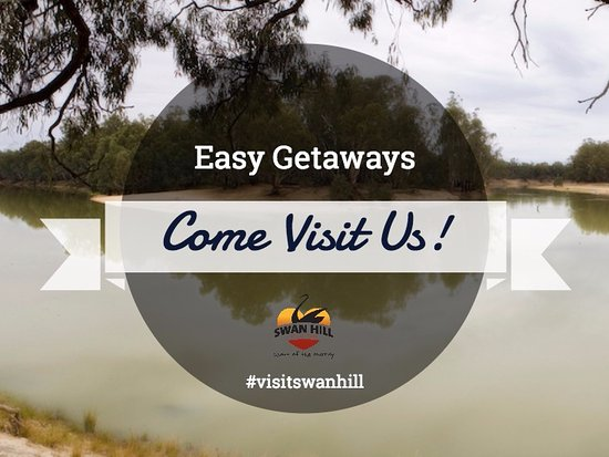 Easy Quick Or Extended Getaways Are A Sinch In Swan Hill