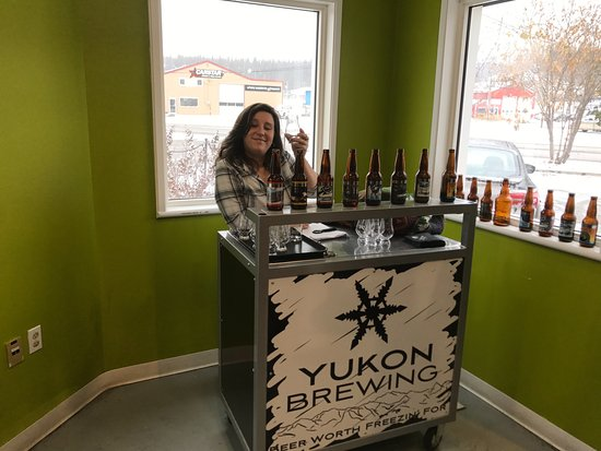 ‪Yukon Brewing Company‬