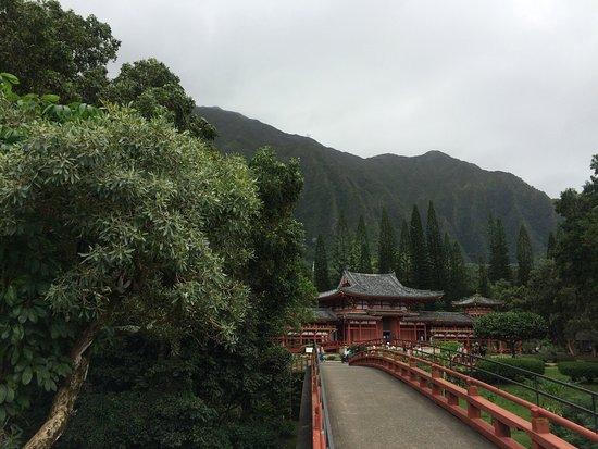 Kaneohe, Hawaï : Byodo-In Temple