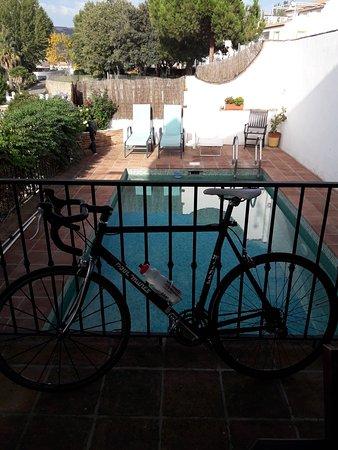 Arriate, Spanyol: pool