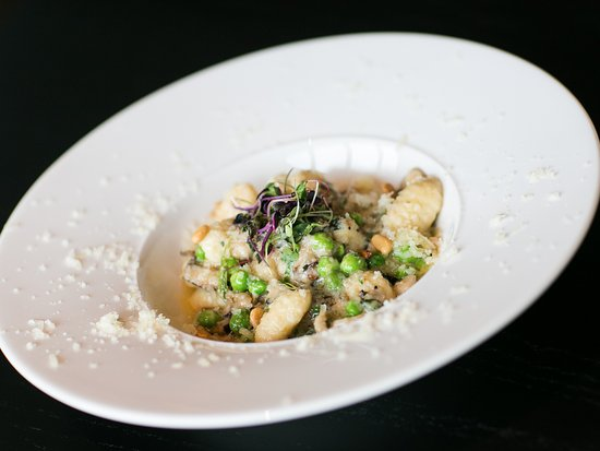 Pikesville, MD: Citron's Gnocchi dish gets rave reviews! Appetizer or Entree