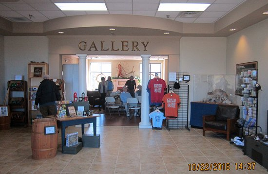 Fort Donelson National Battlefield Temporary Ft Donelson Interpretive Center