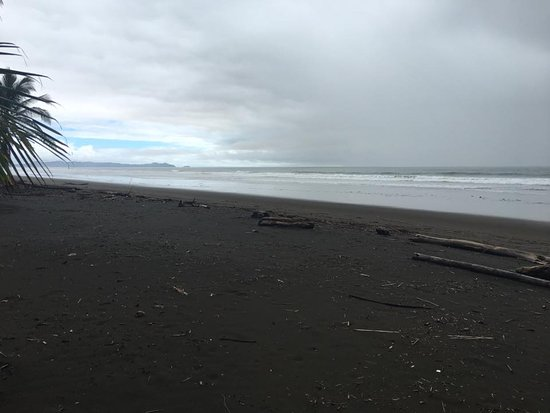 Parrita, Costa Rica: La playa Palo seco