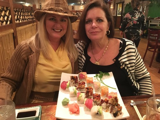 Altoona, PA: Sushi!