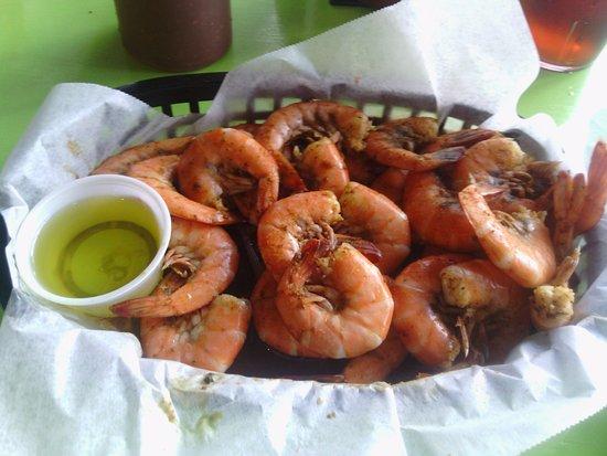 Tavares, FL: Peel and eat shrimp
