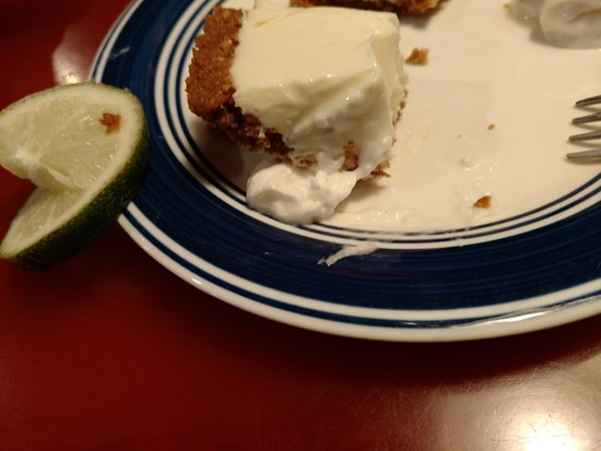 Willis, TX: key lime pie