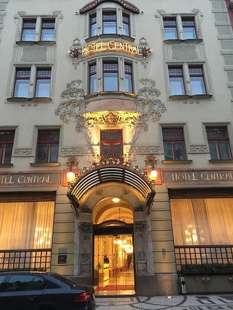 โรงแรมเคพลัสเคเซนทรัล: photo0.jpg