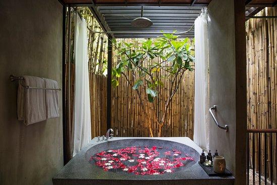 Chura Samui Terrazzo Bathtub In One Bedroom Suite