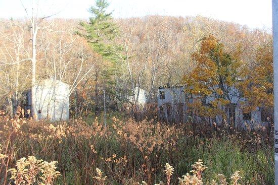 Konomai Mines Ruins
