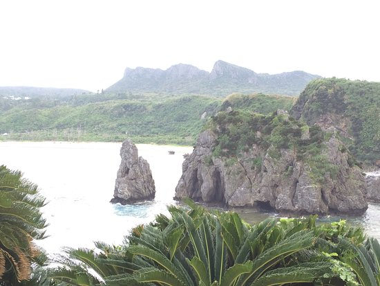 Kunigami-son, Jepang: beautiful coastline