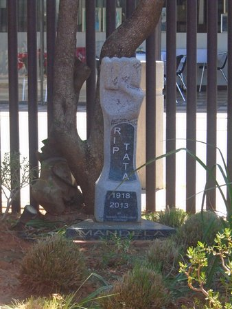 Greater Johannesburg, South Africa: Mandela House-memorial