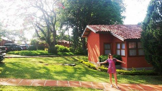 Hotel Estancia Barra Bonita: Chalé