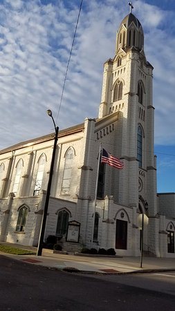 Piqua, OH: the church
