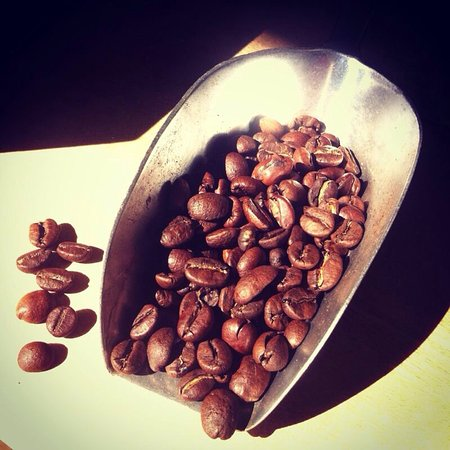 Ra'anana, Israel: Time to choose your coffee blend