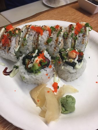 Sushi picture of makai sushi koloa tripadvisor for Asian cuisine kauai