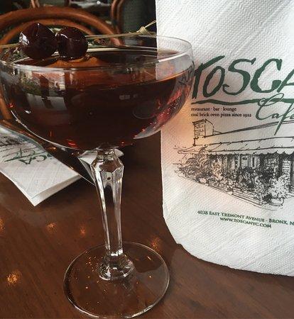 Tosca Cafe: Tosca is back!