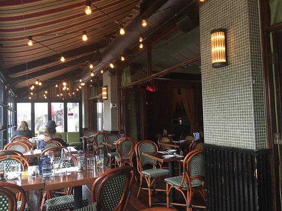 Tosca Cafe Bronx New York