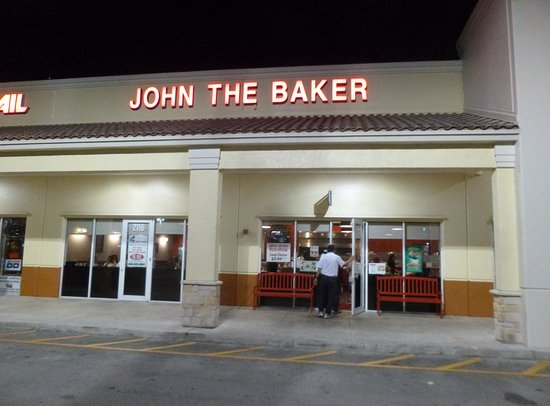 Pembroke Pines, FL: John the Baker