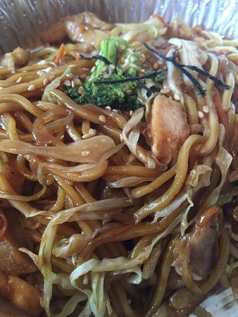 Queen Charlotte City, Canada: Noodles