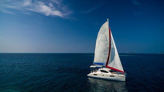 Hulhumale: Sooth Sailing on the beautiful Maldives ocean