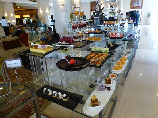 The Dining Room At Cinnamon Lakeside Colombo Dessert Buffet