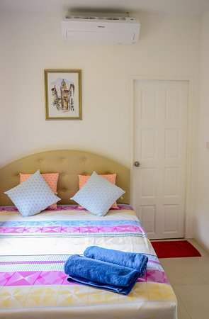 Banyan House Bed & Breakfast : Deluxe double room type