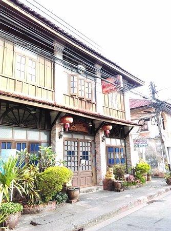 Sawasdee Guest House: ด้านหน้าโรงแรม