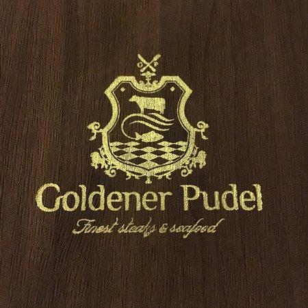 goldener pudel porterhouse steak picture of goldener. Black Bedroom Furniture Sets. Home Design Ideas