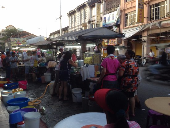george town local street food vendors