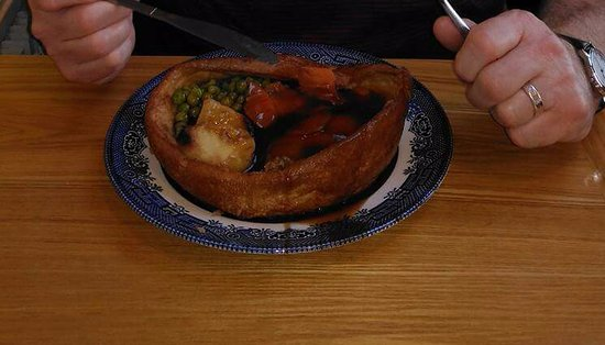 the apothecary tea rooms yorkshire pudding christmas dinner