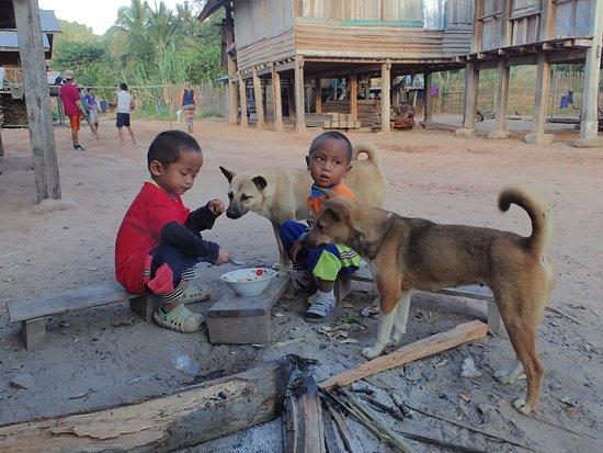 Luang Namtha, Laos: Trek December 2016