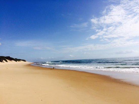 Tofo, Mozambique: Tofinho beach