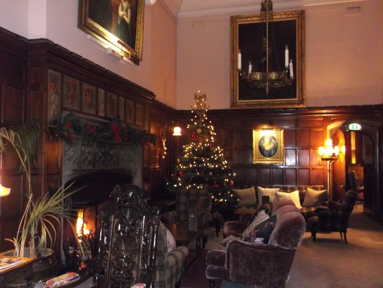 Thornbury, UK: Lovely lounge